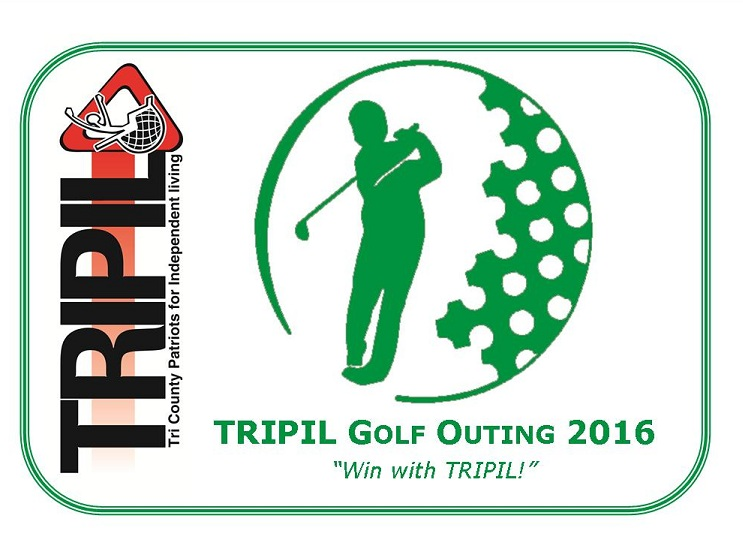 TRIPIL Golf Outing 2016 logo